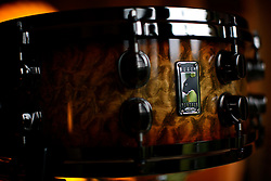 GERMANY ECKERNFOEDE 8JAN13 - Mapex Black Panther snare drum.....jre/Photo by Jiri Rezac....© Jiri Rezac 2013