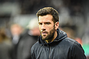 Rochdale AFC Manager Brian Barry-Murphy before the The FA Cup third round replay match between Newcastle United and Rochdale at St. James's Park, Newcastle, England on 14 January 2020.
