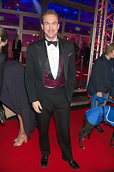 DR CHRISTIAN JESSEN at the Battersea Dogs & Cats Home's Collars & Coats Gala Ball held at Battersea Evolution, Battersea Park, London on 12th November 2015.