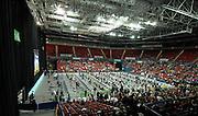 Birmingham, GREAT BRITAIN, General view [GV], the British Indoor Rowing Championships, [BIRC]. [Ergo Championships] National Indoor Arena. West Midlands 18/11/2007 [Mandatory Credit Peter Spurrier/Intersport Images].