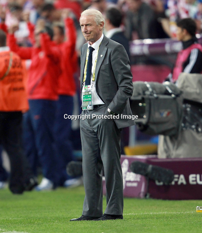 EURO 2012 Group C, Municipal Stadium, Poznan, Poland 10/6/2012<br />