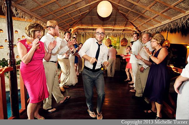 Christy and Jay's Puerto Vallarta Wedding and Playa Fiesta Wedding.  Images by Puerto Vallarta Wedding Photographer Michelle Turner.