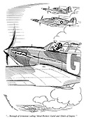 Battle of Britain Cartoons