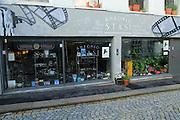 Antonio Stasi photographic shop in Bergen, Norway