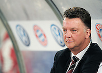 Fussball 1. Bundesliga  Saison   2010/2011   08.01.2011 FC Bayern Muenchen -  Al Wakrah Sport Club Trainer Louis van Gaal (FC Bayern Muenchen)