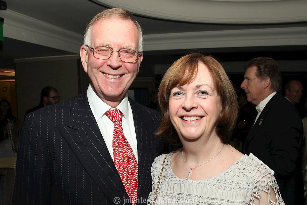 John and Chrissie Deacon