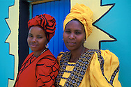 Basotho Cultural Village.South Africa