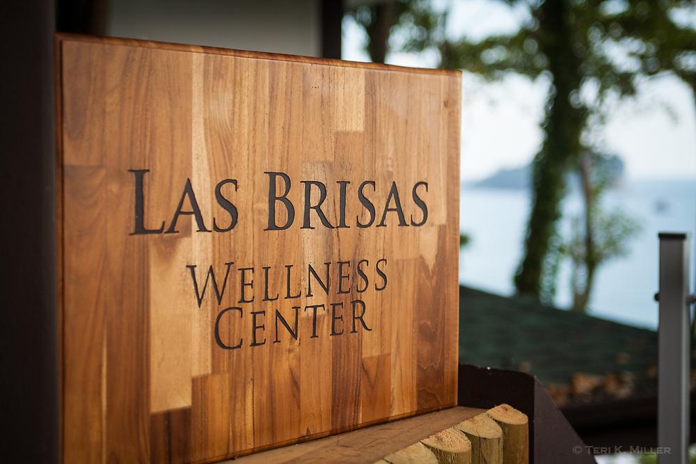 Las Brisa Wellness Center at Arenas del Mar, Manuel Antonio, Costa Rica.