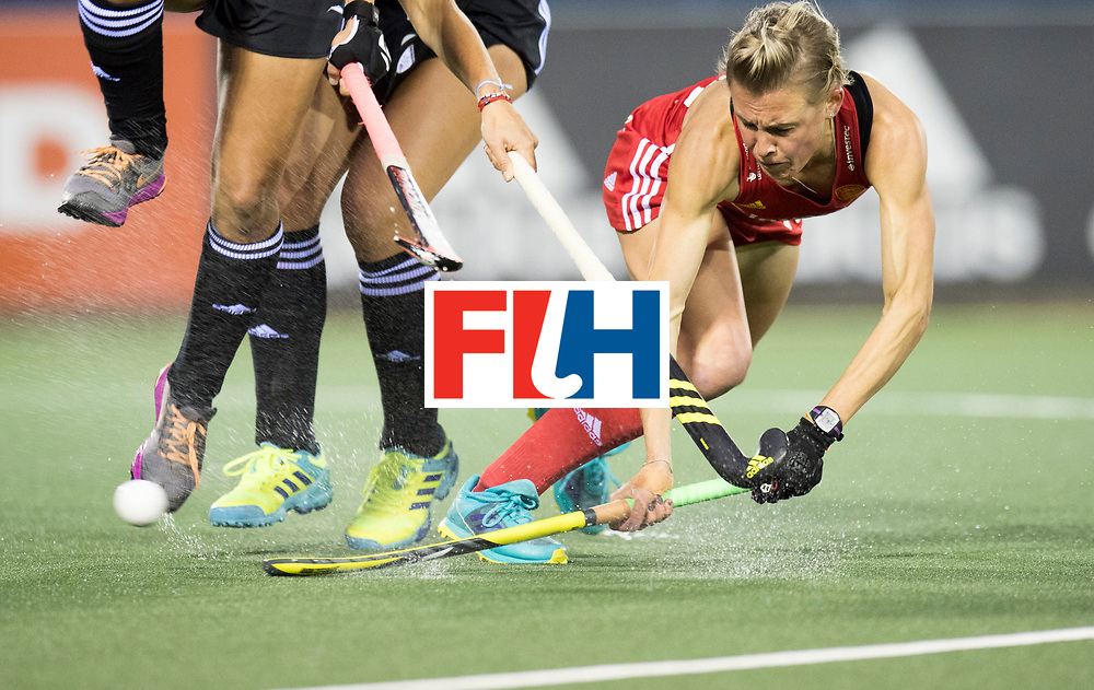 AUCKLAND - Sentinel Hockey World League final women<br /> Match id 10298<br /> 08 Argentina v England <br /> Foto: Alex Danson (C) <br /> WORLDSPORTPICS COPYRIGHT FRANK UIJLENBROEK