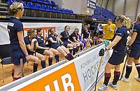 ROTTERDAM -  Eelde D2  tijdens het Landskampioenschap reserveteam zaal 2013. FOTO KOEN SUYK