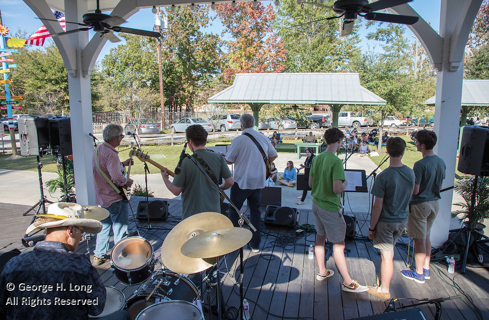 Abita Springs Water Festival; November 5, 2017; photo by George H. Long