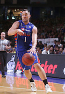 20/01/2016 NBL Adelaide 36ers vs Sydney Kings at the Titanium Security Arena. Photo by AllStar Photos