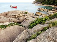 Koh Phangan, Hat Sadet Beach, Than Sadet