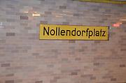 Germany, Berlin, Nollendorfplatz
