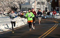 Gilford Community Center Turkey Trot 5k run November 24, 2011.