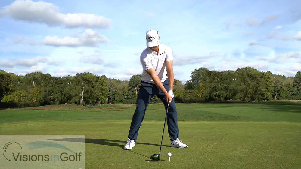 Alexander Noren<br /> High Speed Swing Sequence<br /> Face On driver<br /> July 2017<br /> Picture Credit: Mark Newcombe/visionsingolf.com