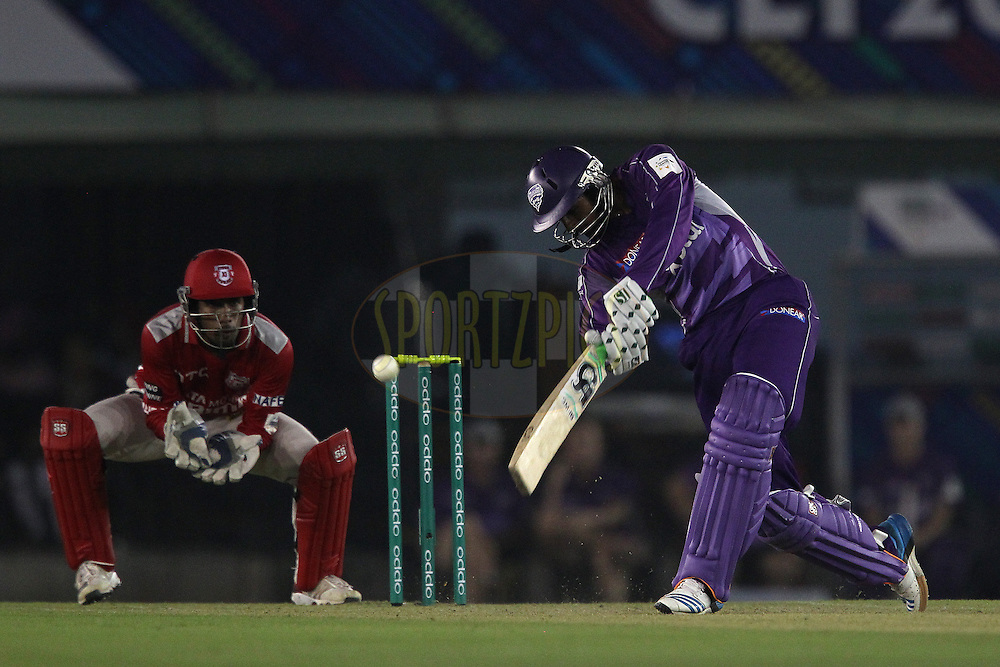 Shoaib MALIK of the Hobart Hurricanes  during match 2 of the Oppo Champions League Twenty20 between the Kings XI Punjab and the Hobart Hurricanes held at the Punjab Cricket Association Stadium, Mohali, India on the 18th September 2014<br /> <br /> Photo by:  Ron Gaunt / Sportzpics/ CLT20<br /> <br /> <br /> Image use is subject to the terms and conditions as laid out by the BCCI/ CLT20.  The terms and conditions can be downloaded here:<br /> <br /> http://sportzpics.photoshelter.com/gallery/CLT20-Image-Terms-and-Conditions-2014/G0000IfNJn535VPU/C0000QhhKadWcjYs