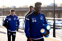 Rollin Menayese of Bristol Rovers - Mandatory by-line: Robbie Stephenson/JMP - 18/01/2020 - FOOTBALL - Aesseal New York Stadium - Rotherham, England - Rotherham United v Bristol Rovers - Sky Bet League One