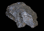 Nantan Meteorite  - this iron meteorite fell in Lihu, Nantan County, China in 1516.  It weighs seventy one kilogrammes and is part of a total fall of 9.5 tonnes.