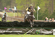 9  April, 2011:  Liam McVicar and EAMONN win the Century Link hurdle for trainer Edward Mulligan.