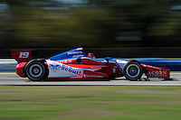 James Jakes, INDYCAR Spring Training, Sebring International Raceway, Sebring, FL 03/05/12-03/09/12