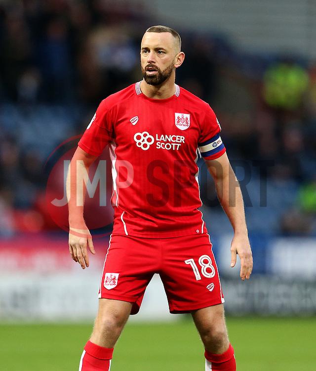 Aaron Wilbraham of Bristol City - Mandatory by-line: Matt McNulty/JMP - 10/12/2016 - FOOTBALL - The John Smith's Stadium - Huddersfield, England - Huddersfield Town v Bristol City - Sky Bet Championship