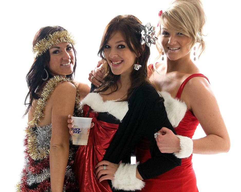 Annual Santa Pub Crawl, Reno, Nev. Saturday, Dec. 12...Photos By David Calvert..www.calvertphotography.com