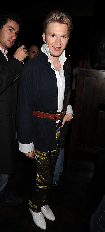 HENRY CONWAY at the opening of the Buddha Bar, Victoria Embankment, London on 8th September 2008.<br /> <br /> NON EXCLUSIVE - WORLD RIGHTS