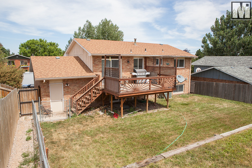 House for sale at 3065 Leech Blvd in Cheyenne, WY.