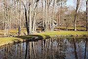 Seaton Pond Spring 2012