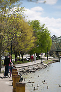 Schoen Place in Pittsford on Monday, May 9, 2016.
