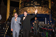 ALAN CARR; JONATHAN ROSS, The Hoping Foundation  'Rock On' benefit evening for Palestinian refugee children.  Cafe de Paris, Leicester Sq. London. 20 June 2013