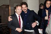 TONY CHAMBERS, JAIME HAYON;  Wallpaper Design Awards 2012. 10 Trinity Square<br /> London,  11 January 2011.