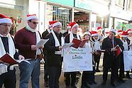 Londis Christmas Choir Grafton Street