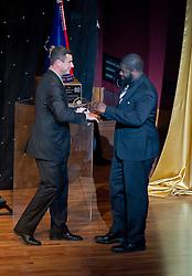 A-Team award: Kapron Lewis-Moore.