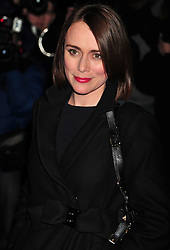 © Licensed to London News Pictures. 14/12/2011. London, England. Keeley Hawes attends the English National Ballet: The Nutcracker - Christmas Performance in St Martins London .  Photo credit : ALAN ROXBOROUGH/LNP
