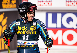 HECTOR Sara of Sweden competes in 2nd Run during the Ladies' GiantSlalom at 56th Golden Fox event at Audi FIS Ski World Cup 2019/20, on February 15, 2020 in Podkoren, Kranjska Gora, Slovenia. Photo by Matic Ritonja / Sportida