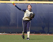 FIU Softball Vs. Illinois Combat Classic 2012