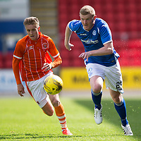 St Johnstone v Blackpool