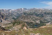 Beartooth Mountains Montana