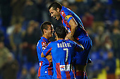 Copa del Rey, Round of 32 match between Levante UD and Real Club Recreativo de Huelva