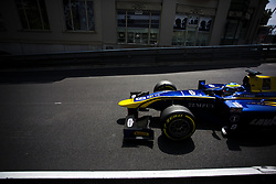 May 26, 2017 - Monaco, Monaco - 09 ROWLAND Oliver from Great Britain of Dams during the Monaco Grand Prix of the FIA Formula 2 championship, at Monaco on 26th of May of 2017. (Credit Image: © Xavier Bonilla/NurPhoto via ZUMA Press)