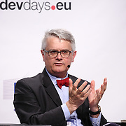 20160616 - Brussels , Belgium - 2016 June 16th - European Development Days - New financing models for a new development agenda - Philippe Orliange , Director for Strategy , Partnership and Communication , Agence Francaise de Developpement © European Union