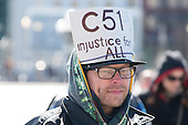 Bill C-51 Idle No More Protest