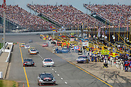 June 14, 2009: The pits at the Life Lock 400 race, Michigan International Speedway, Brooklyn, MI.