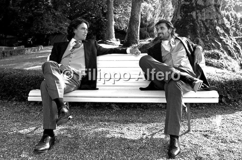 &copy; Filippo Alfero<br /> Francesca e Andrea