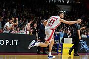 Giancarlo Ferrero<br /> Openjobmetis Varese - A X Armani Exchange Milano<br /> Openjobmetis Varese - <br /> Basket Serie A LBA 2018/2019<br /> Varese 03 January 2017<br /> Foto Mattia Ozbot / Ciamillo-Castoria