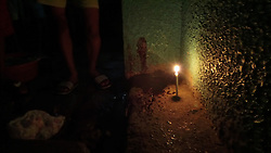 October 2, 2016 - Manila, Philippines - A man who surrendered as drug addict during Oplan Tokhang in Pandacan, Manila was found dead few meters away from their house after an anti-drug operation was conducted in the area on October 1, 2012 (Credit Image: © Sherbien Dacalanio/Pacific Press via ZUMA Wire)