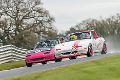 5Club MX-5 Cup 2016 - Oulton Park