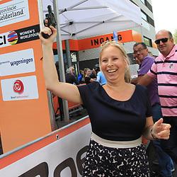 31-08-2017: Wielrennen: Boels Ladies Tour: Roosendaal